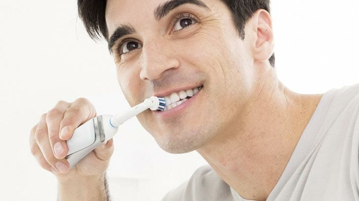 oral-b pro 6000 smart series-test