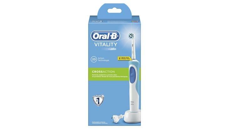verpackung der oral-b vitality