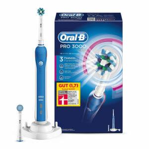 braun oral-b pro 3000 verpackung