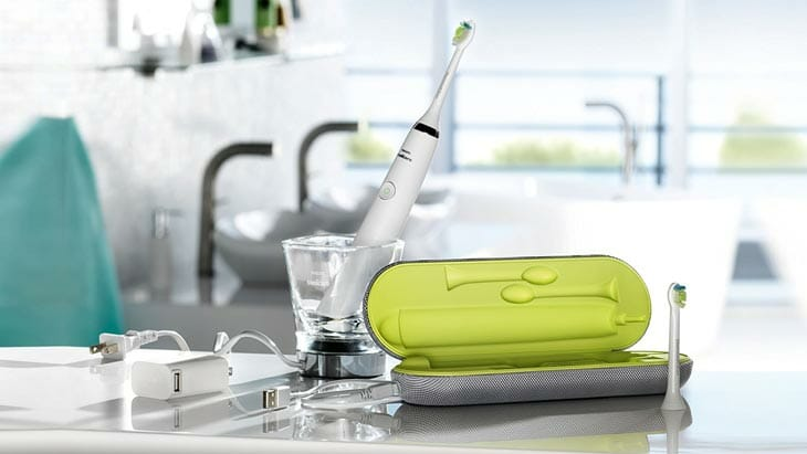 sonicare diamondclean white