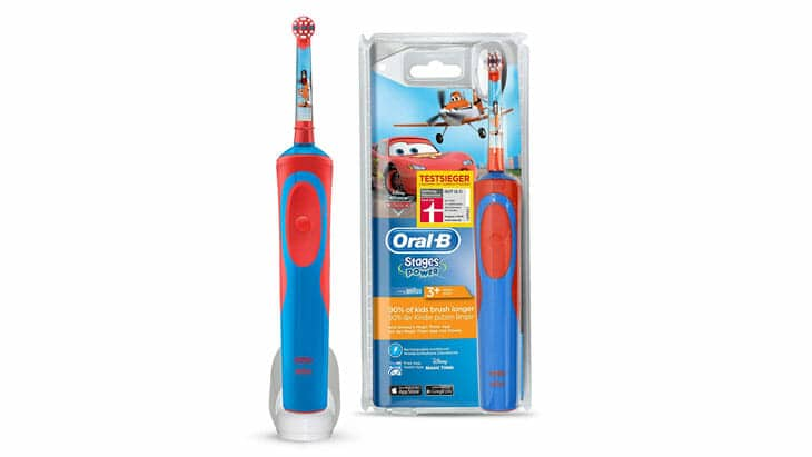 oral-b stages power kids verpackung