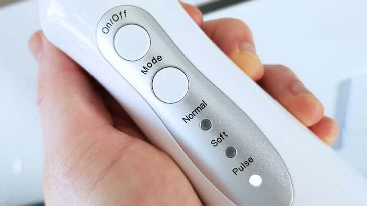 iTeknic Oral Irrigator details-1