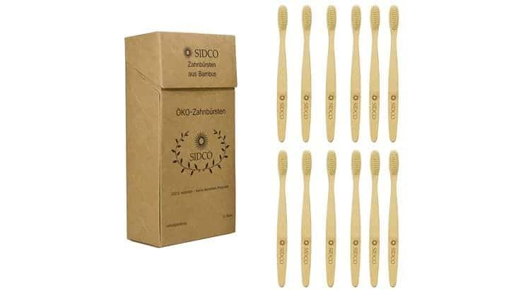 sidco bambuszahnbürsten