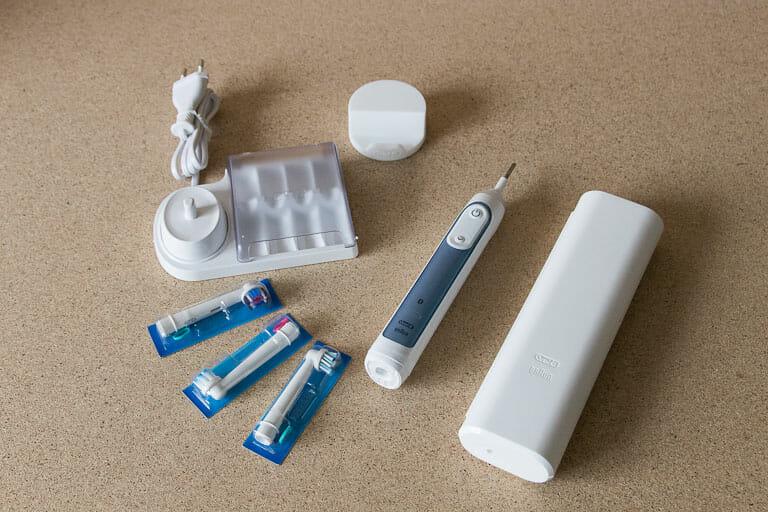oral-b smart 6 6000n lieferumfang